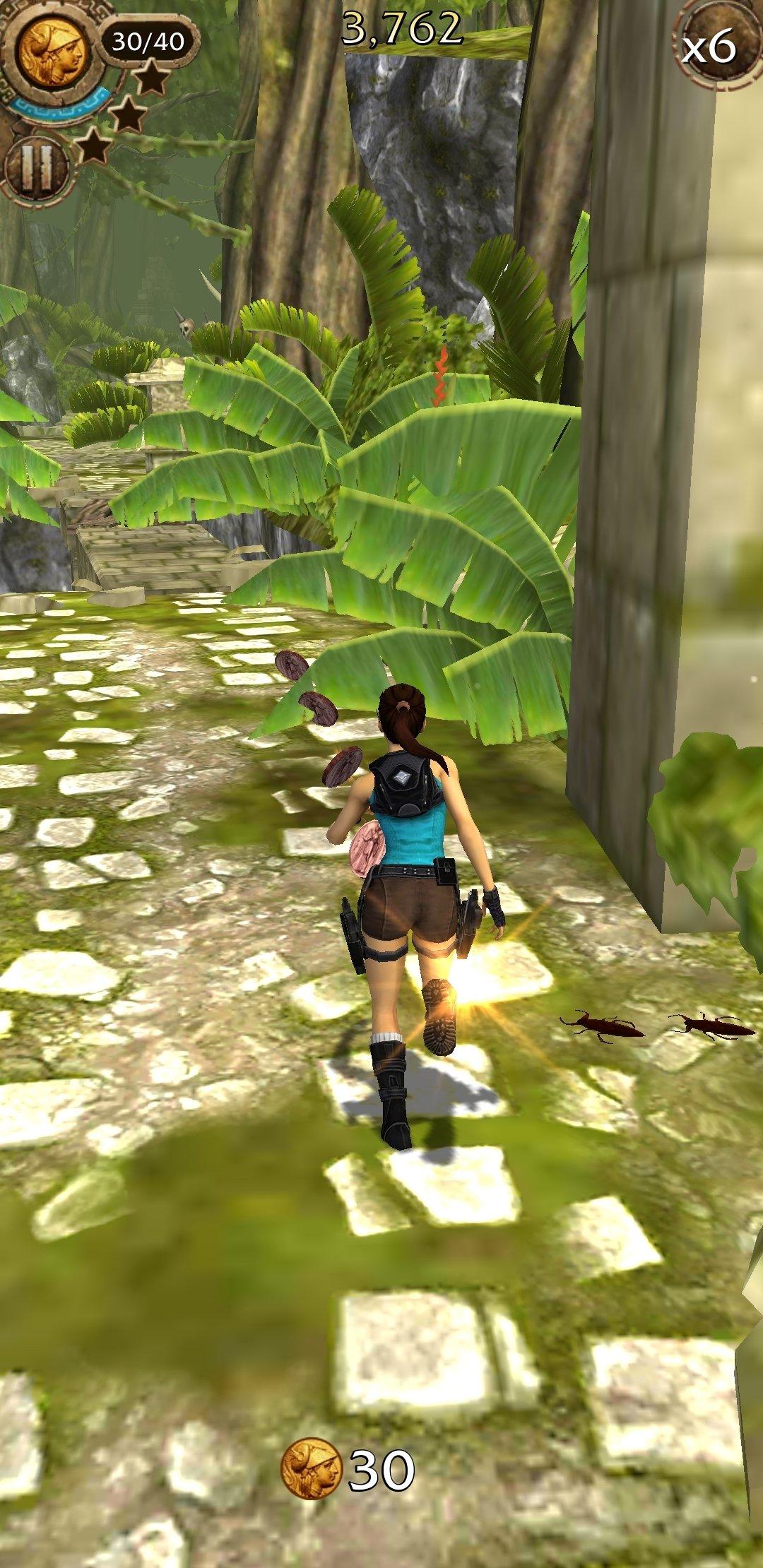 Lara Croft: Relic Run Android image 5