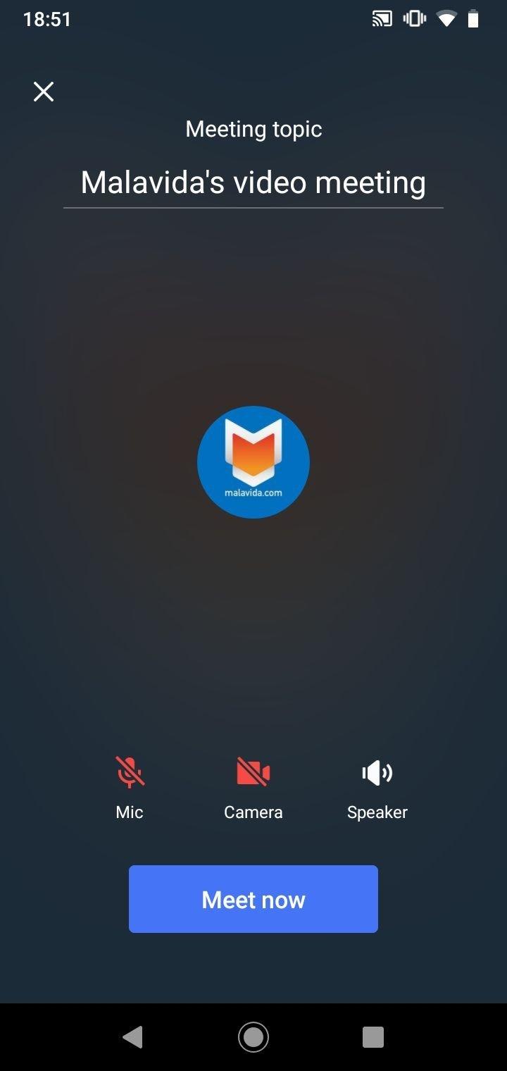 Lark Meetings Android