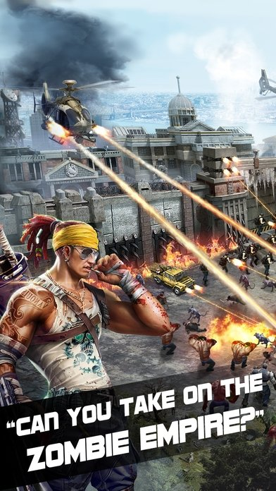 Last Empire-War Z - Download for iPhone Free