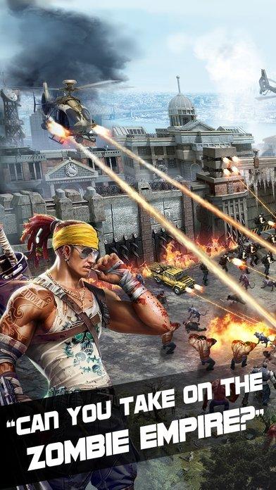 Last Empire-War Z iPhone image 5