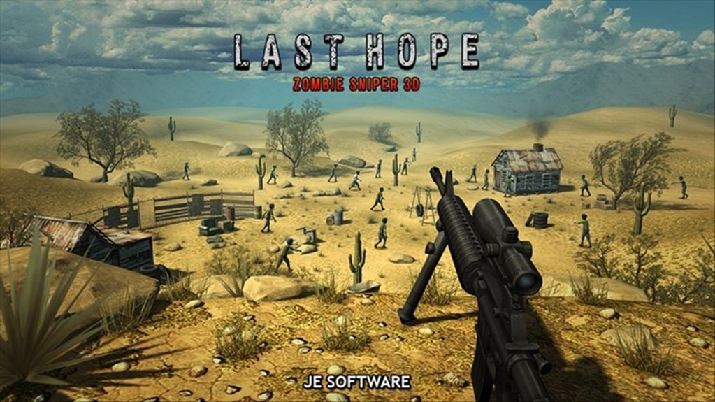 Last Hope - Zombie Sniper 3D image 3