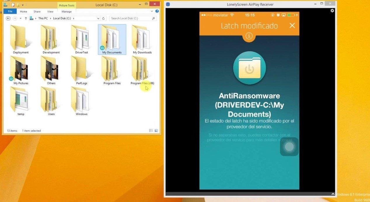 Latch Antiransomware image 2