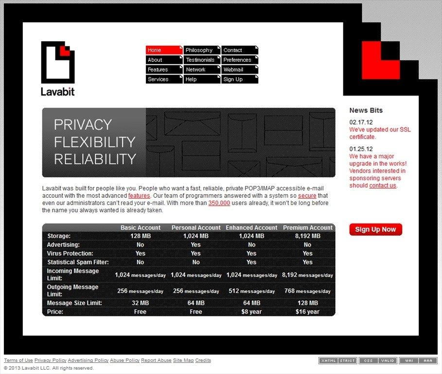 Lavabit Webapps image 4