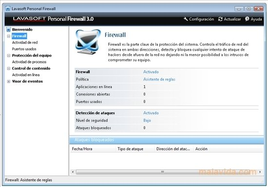 Tiny Personal Firewall download for windows 10 pro 64bit current