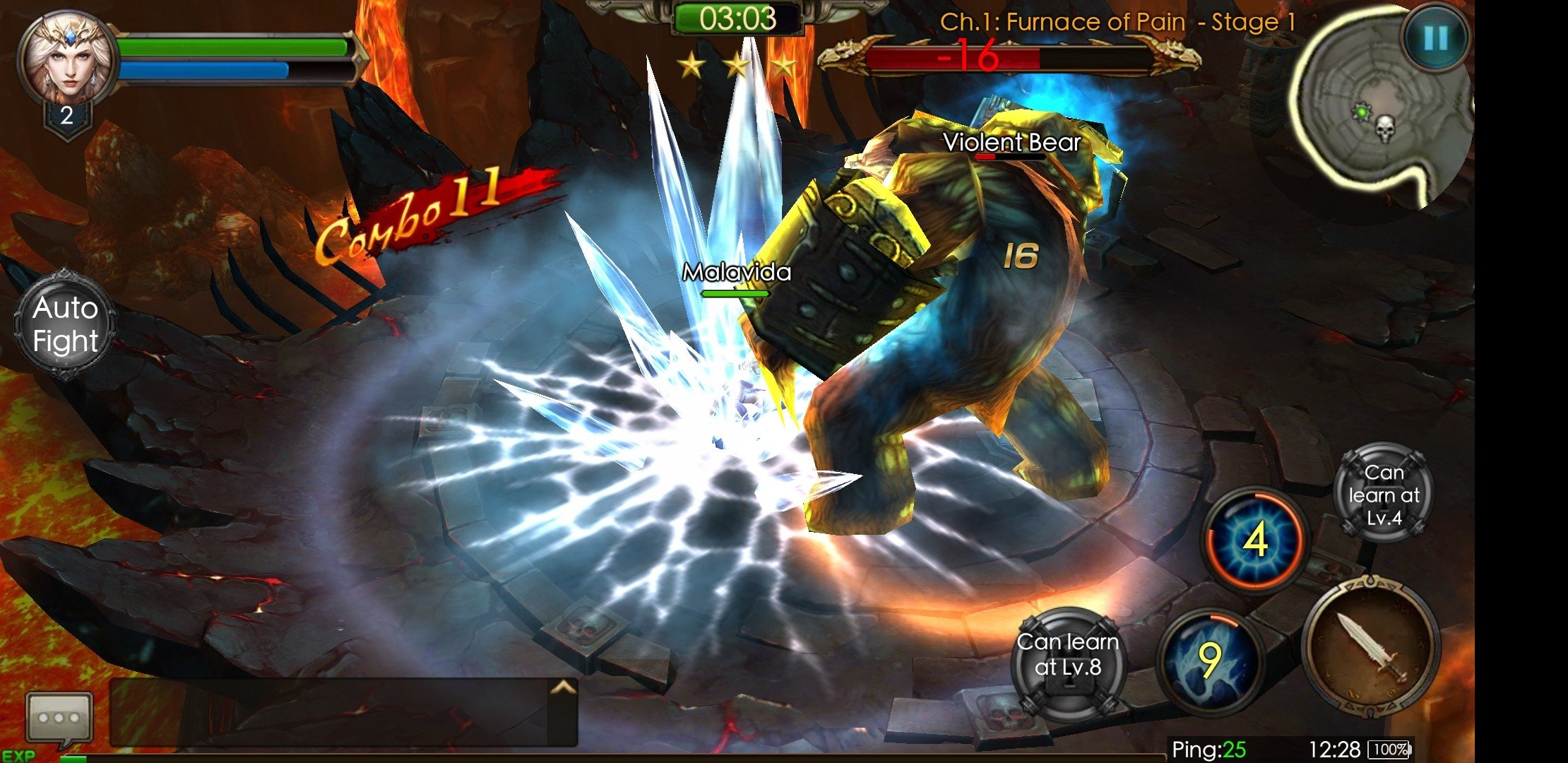 Descargar Legacy Of Discord Furious Wings 2 0 3 Android