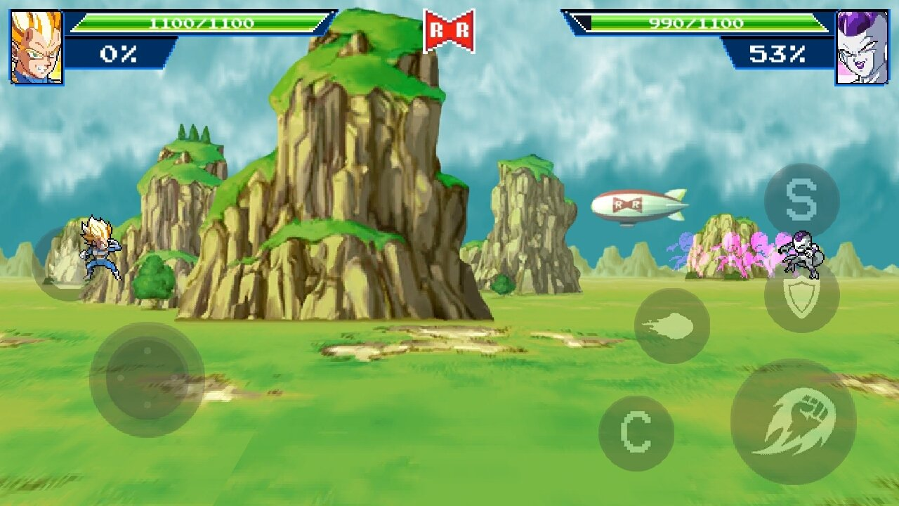 dragon ball z games free download for android