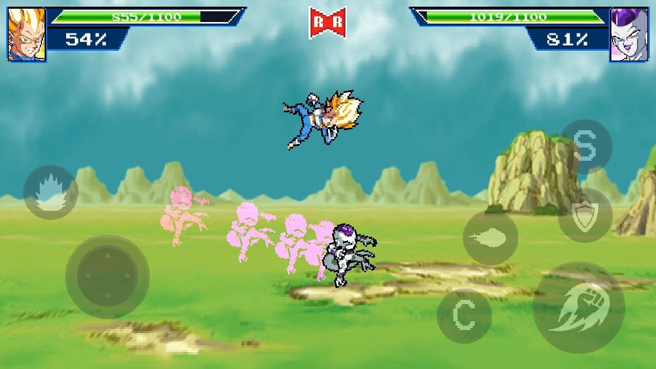 Legendary Z Warriors 1 1 - Download for Android APK Free