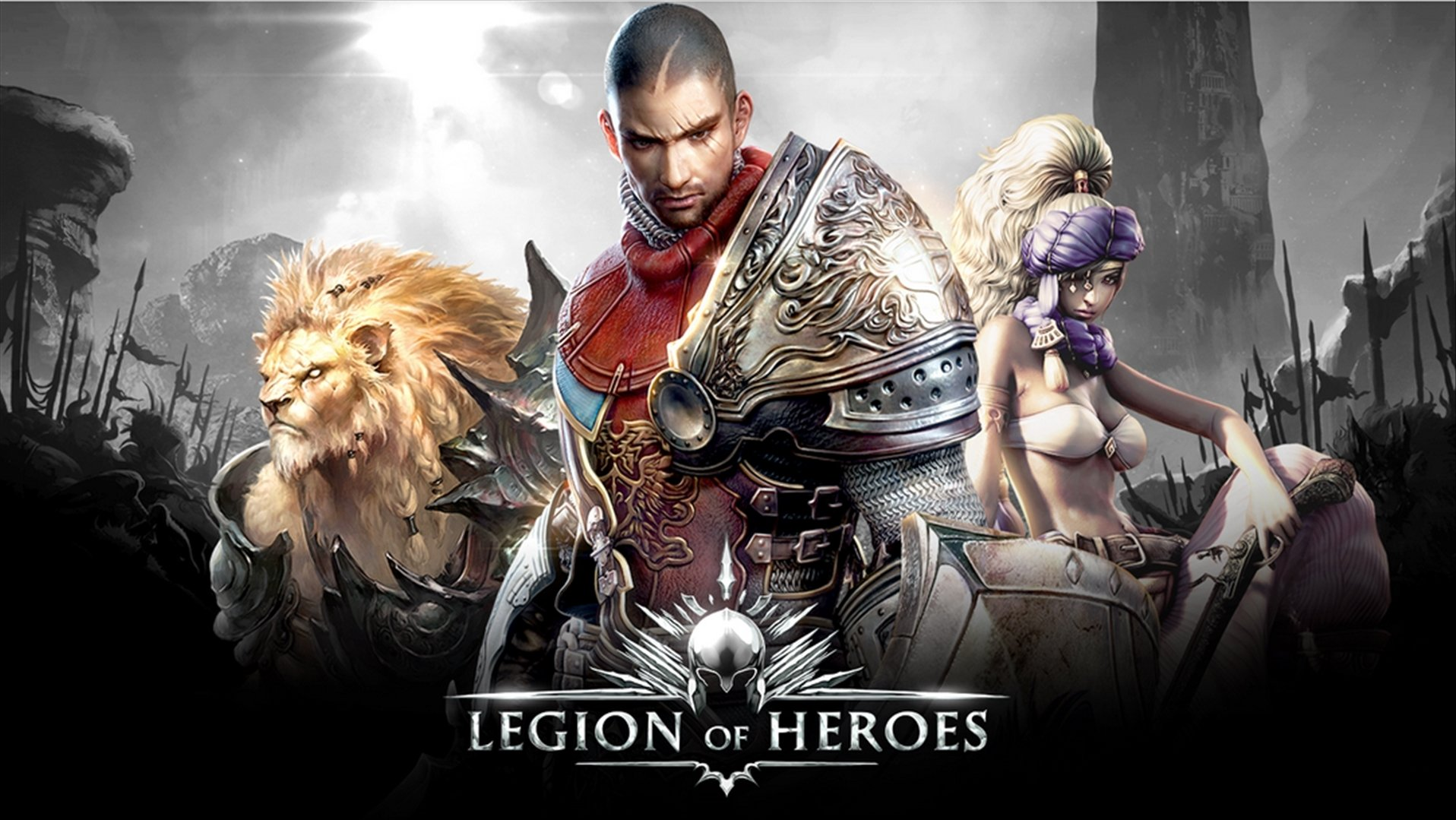 Legion of Heroes Android image 8