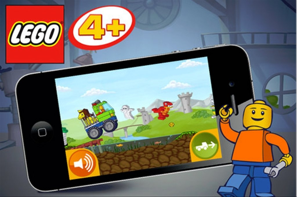 LEGO App4+ iPhone image 5