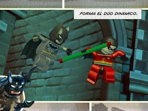 LEGO Batman: Beyond Gotham iPhone image 5
