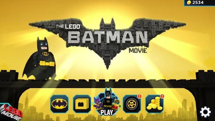 The LEGO Batman Movie Game Android image 6