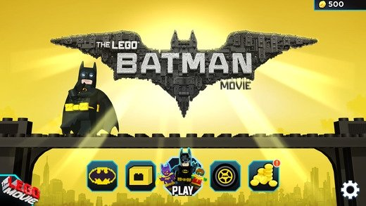 The LEGO Batman Movie Game - Download for iPhone Free