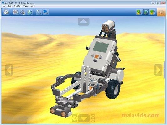 LEGO Digital Designer image 3
