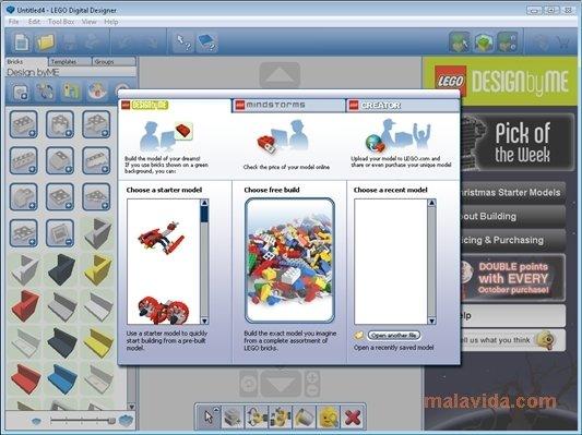Download LEGO Digital Designer 4.3.8 for PC - Free