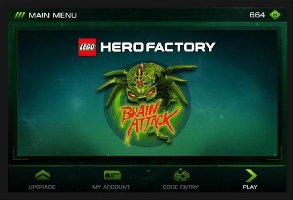 LEGO Hero Factory: Brain Attack Android image 4
