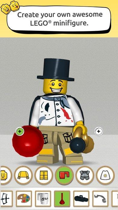 LEGO Life iPhone image 5