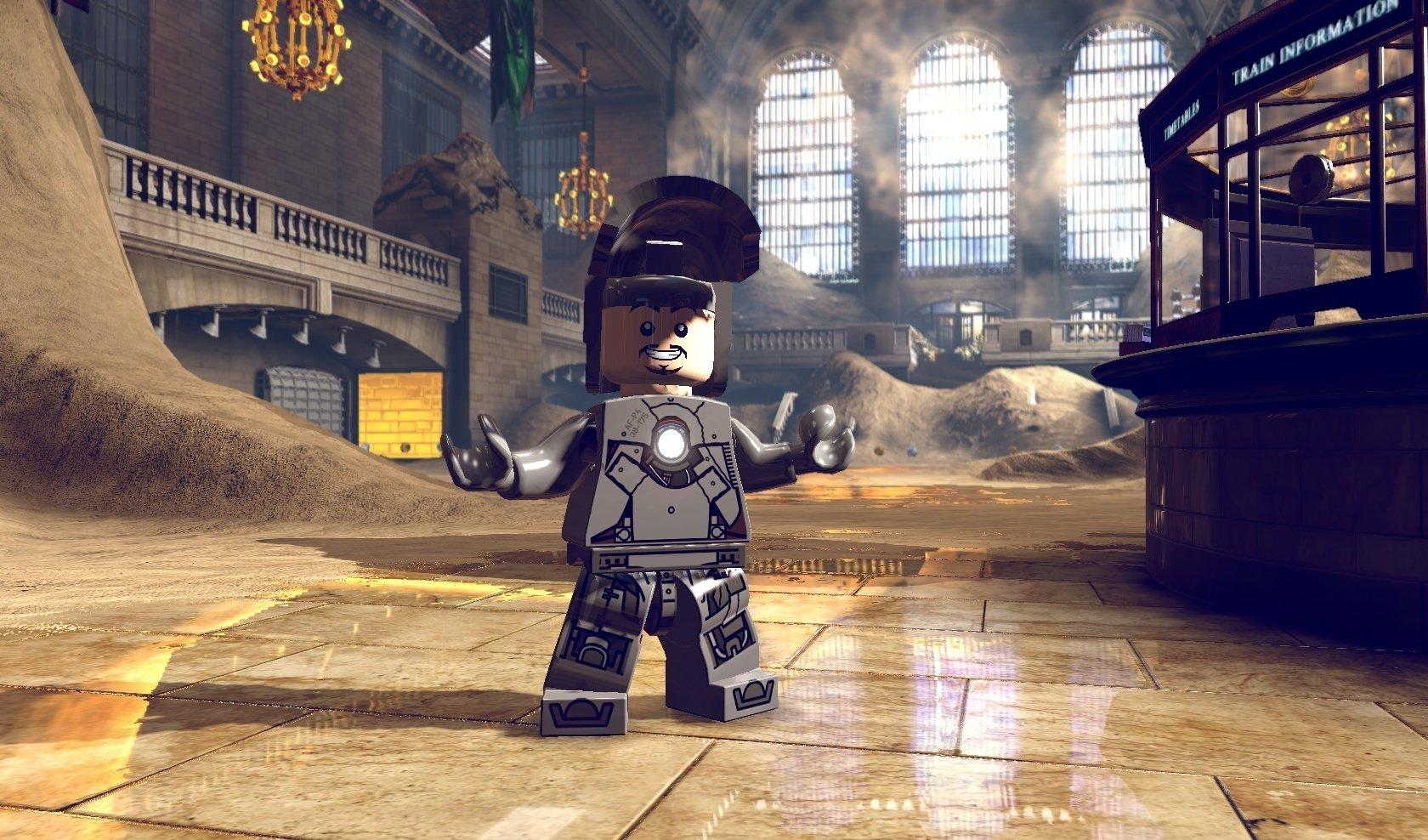 LEGO Marvel Super Heroes image 4