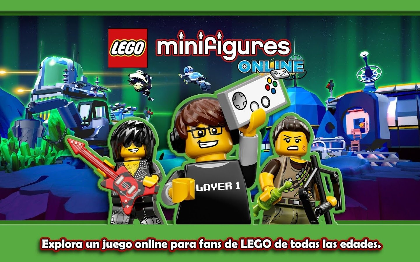 LEGO Minifigures Online 1 0 549448 - Download for Android APK Free