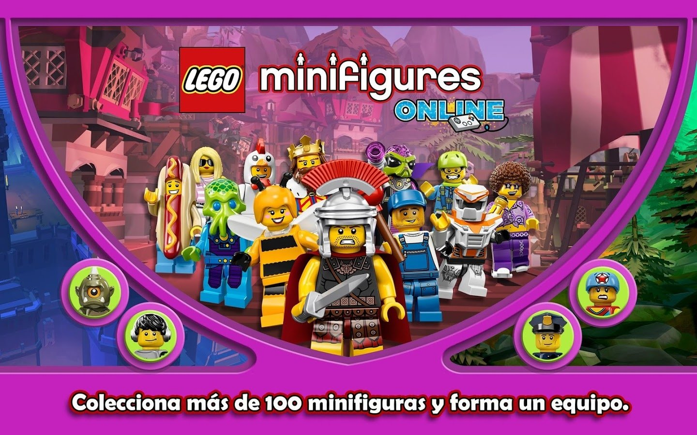 Lego Minifigures Online 1 0 549448 Descargar Para Android Apk Gratis