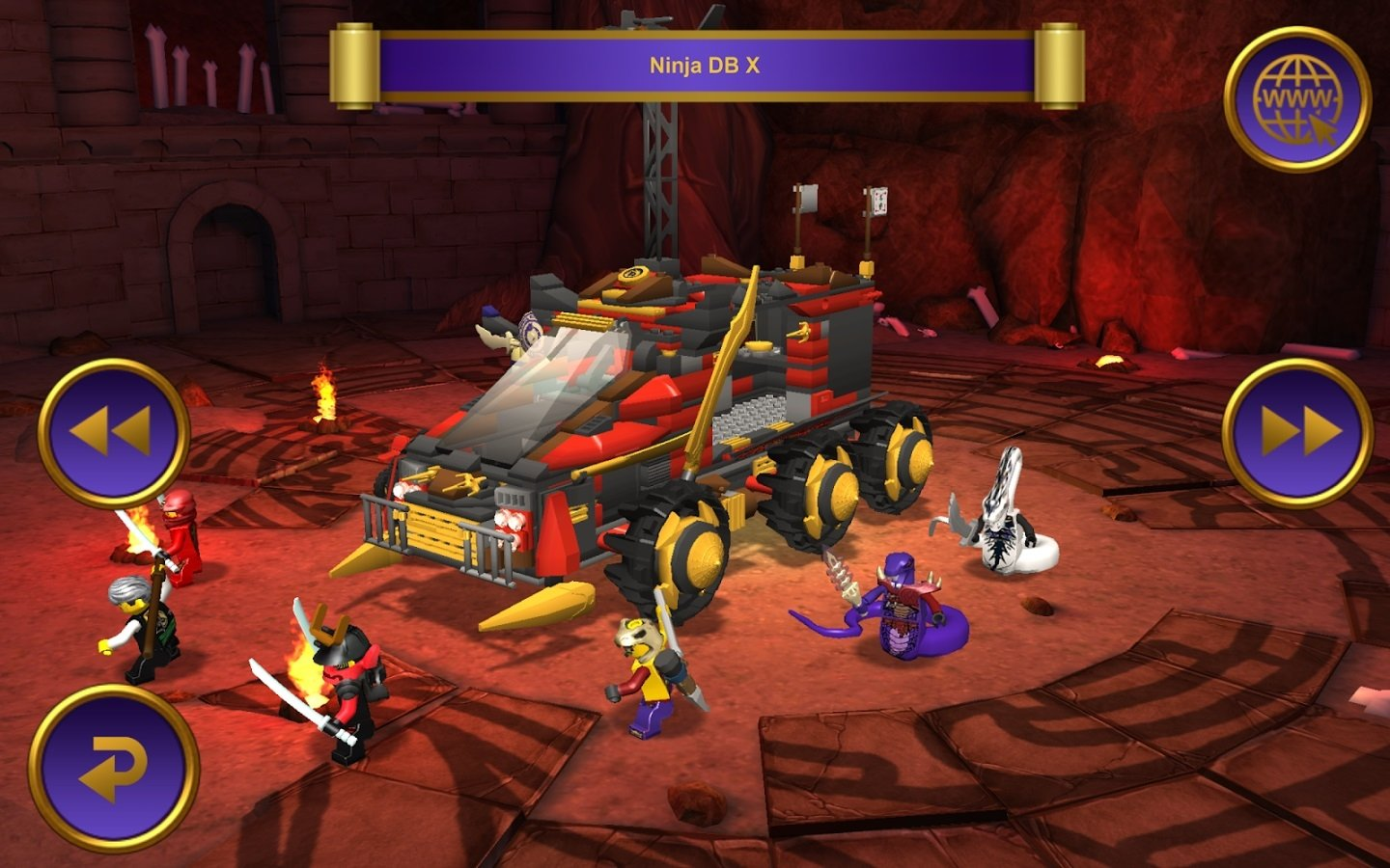 lego ninjago tournament android image 5
