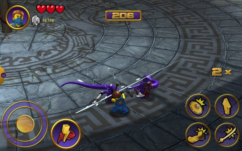 e2af9c2446e5f LEGO Ninjago Tournament 1.05.2.970 - Télécharger pour Android APK ...