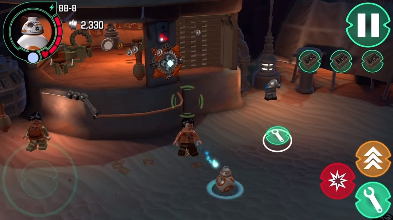 Lego Star Wars The Force Awakens 1292 Download For Android Apk Free