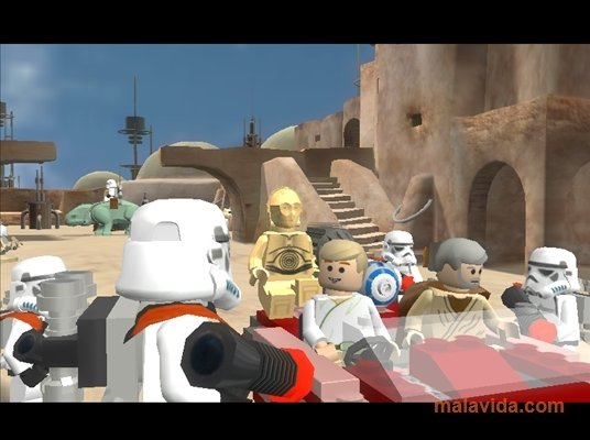 Lego Star Wars 2 The Original Trilogy Download For Pc Free