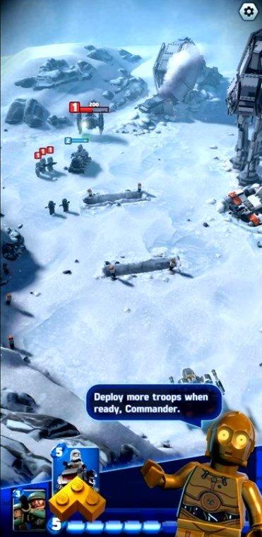 LEGO: Star Wars Battles
