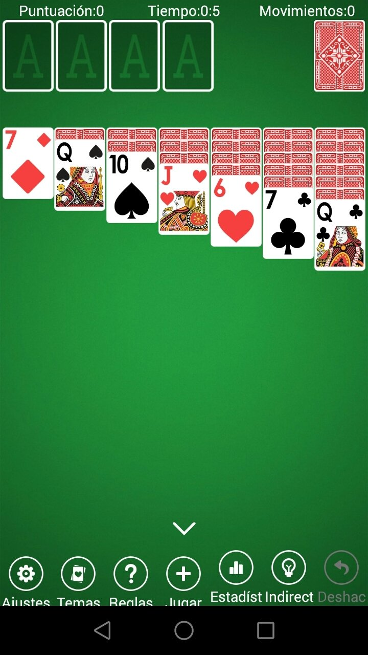 Lemongame Solitaire Android image 8