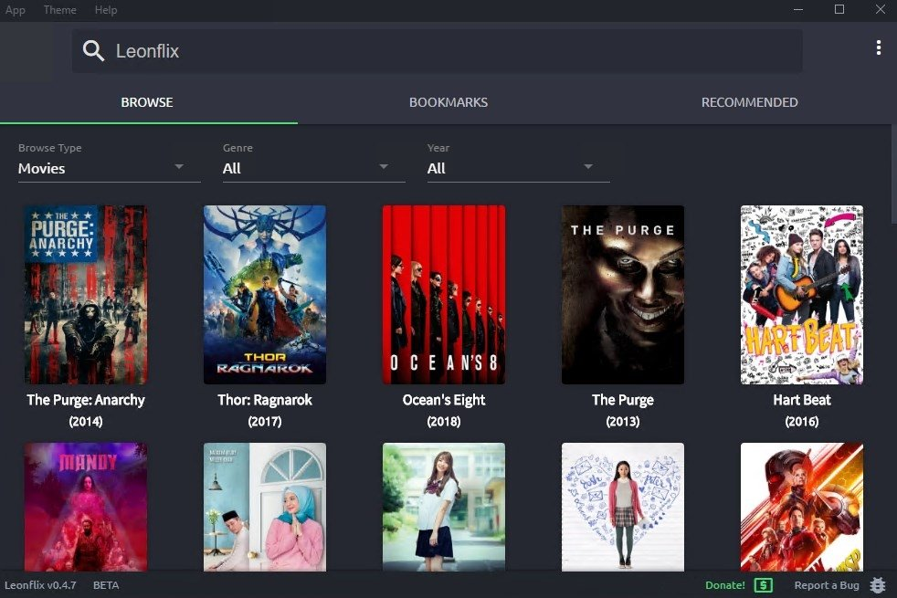 apps that download movies for pc