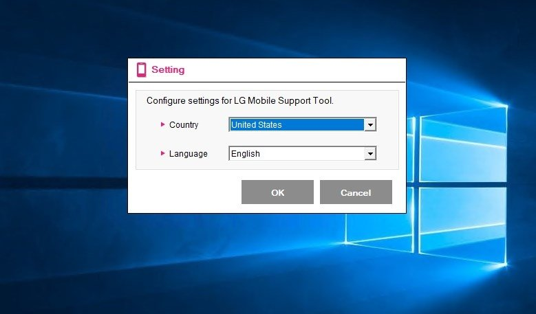 LG Mobile Support Tool 1 8 9 0 - Descargar para PC Gratis