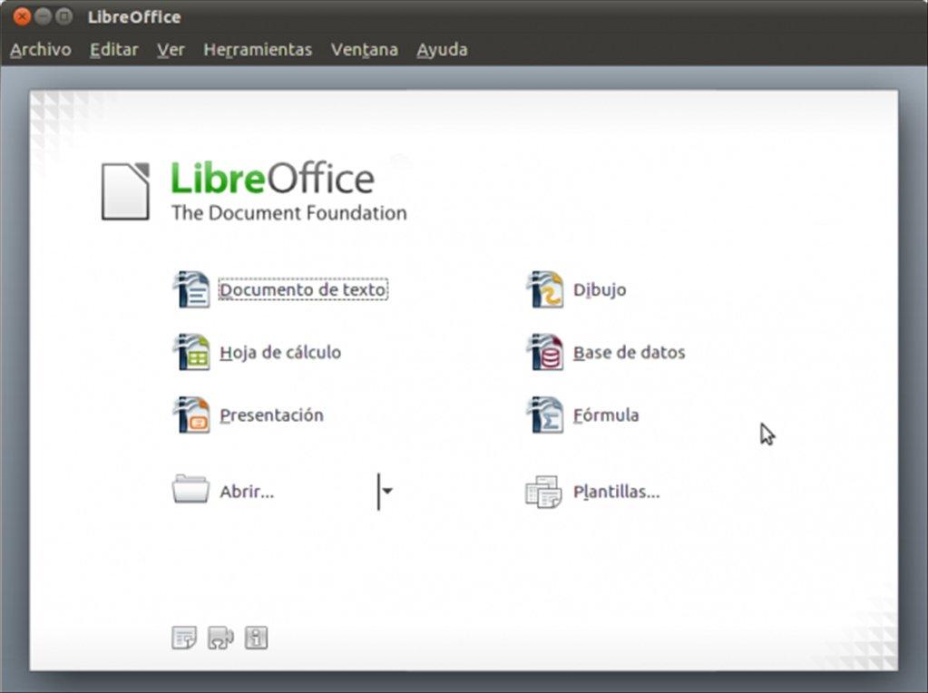LibreOffice Linux image 5