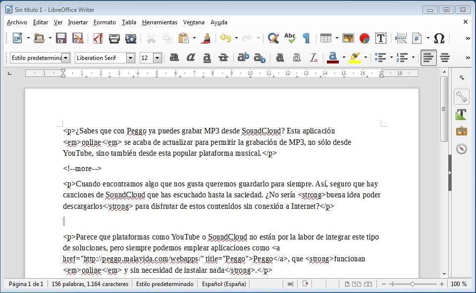 LibreOffice 4.4.3.2