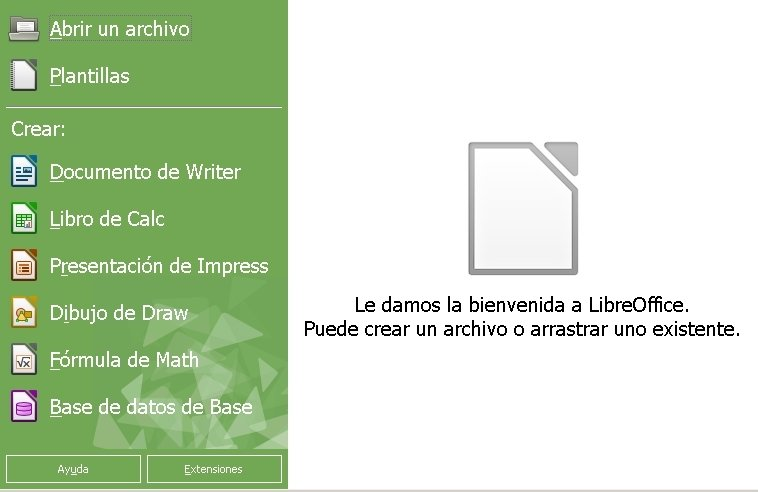 LibreOffice Portable image 6