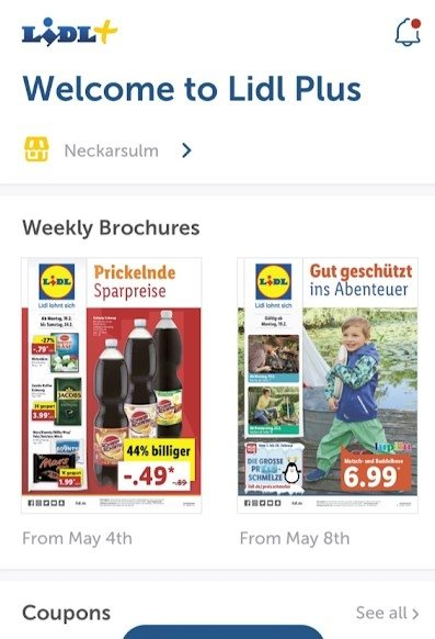How does the Lidl Plus app work and what will be available ...