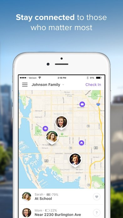 Life360 Family & Friends Locator iPhone image 5