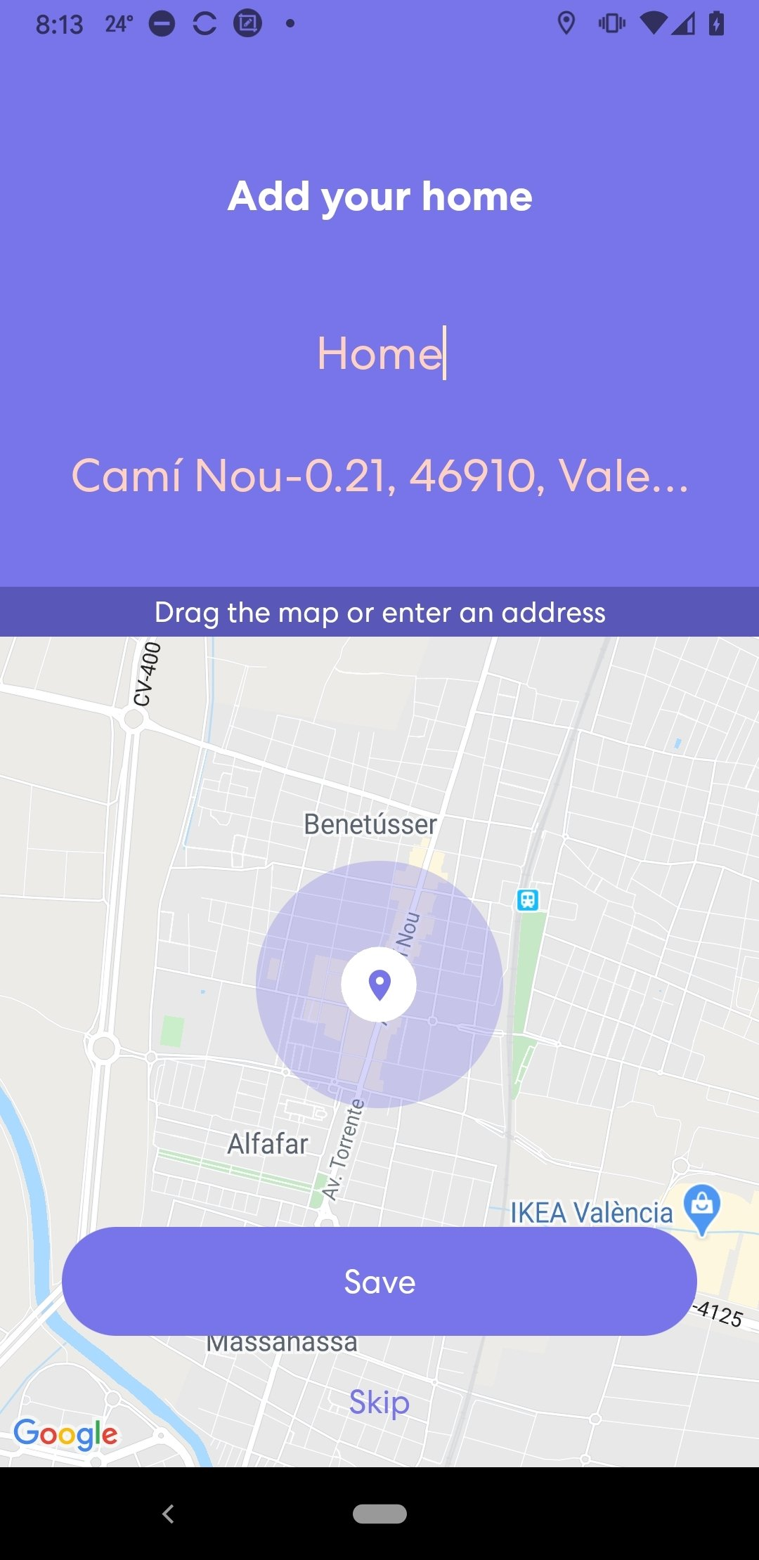 localizador de movil para android