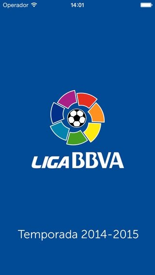 Liga BBVA iPhone image 5