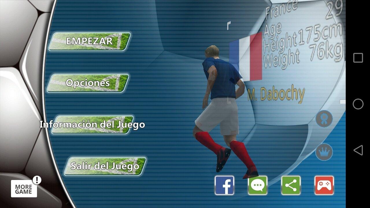 Ligue de football du monde Android image 7