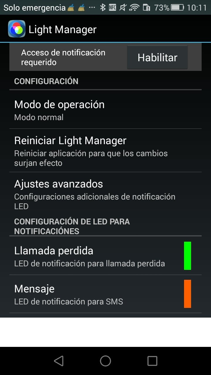 Light Manager Android image 5