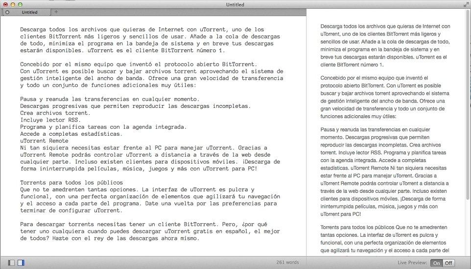 LightPaper Mac image 4
