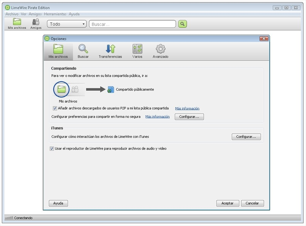 limewire pirate edition pour mac
