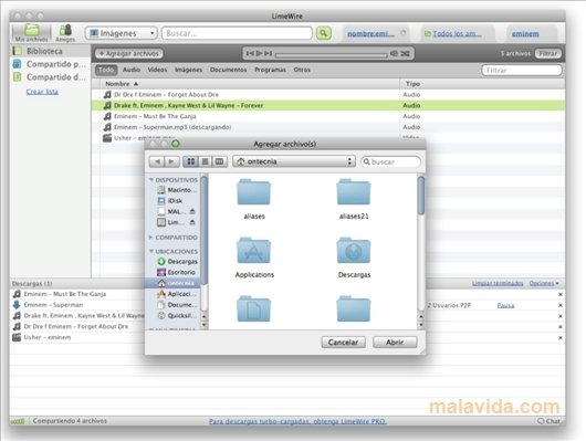 limewire pirate for mac free