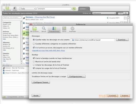 Download Limewire Para Mac