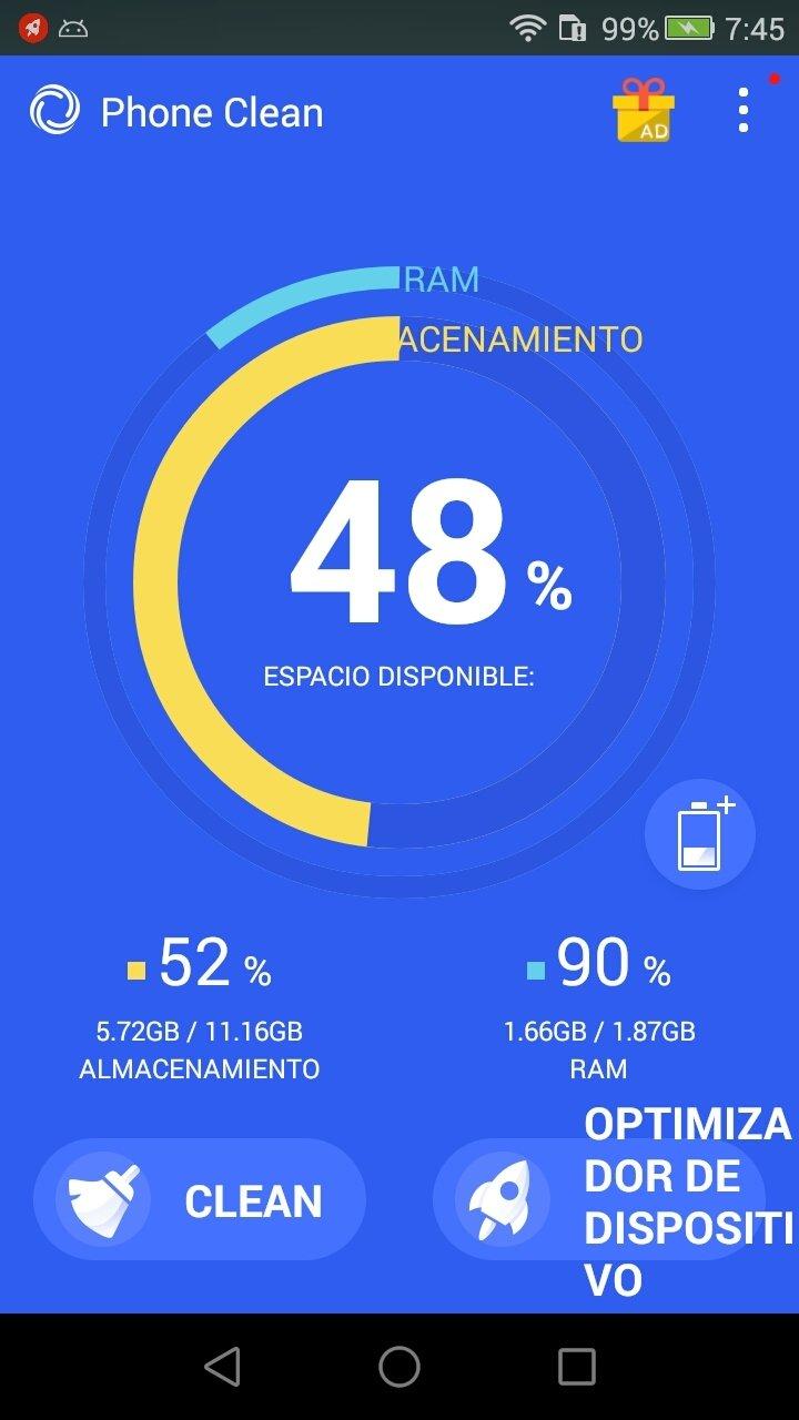 Nettoyage Téléphone, Accélérer Android image 6