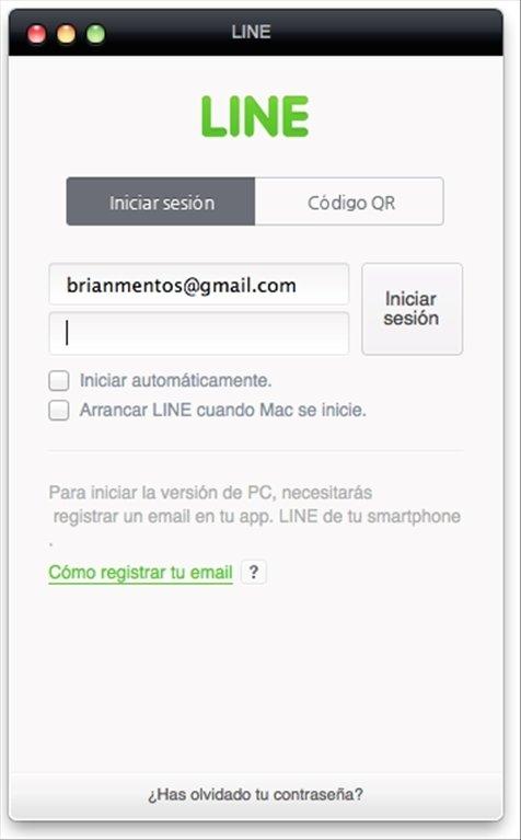 LINE Mac image 5