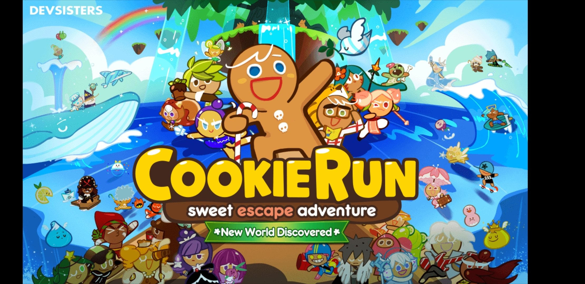 LINE Cookie Run Android image 5