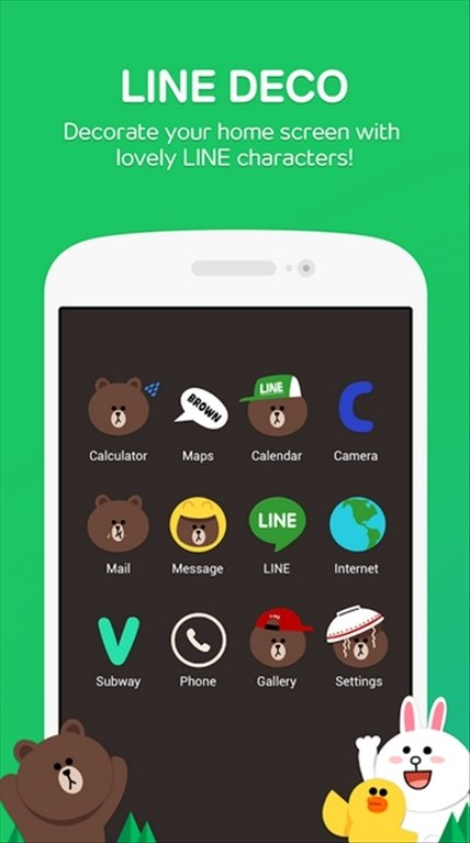 LINE DECO Android image 5