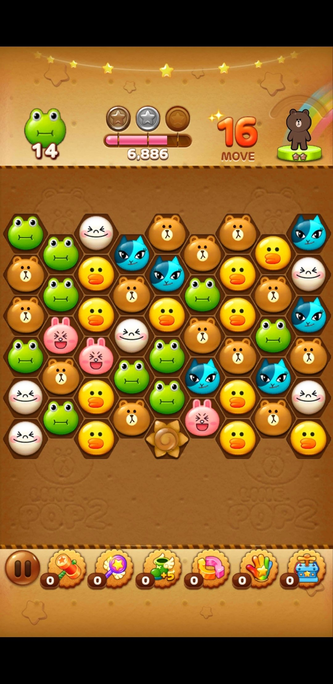 LINE POP Android image 5