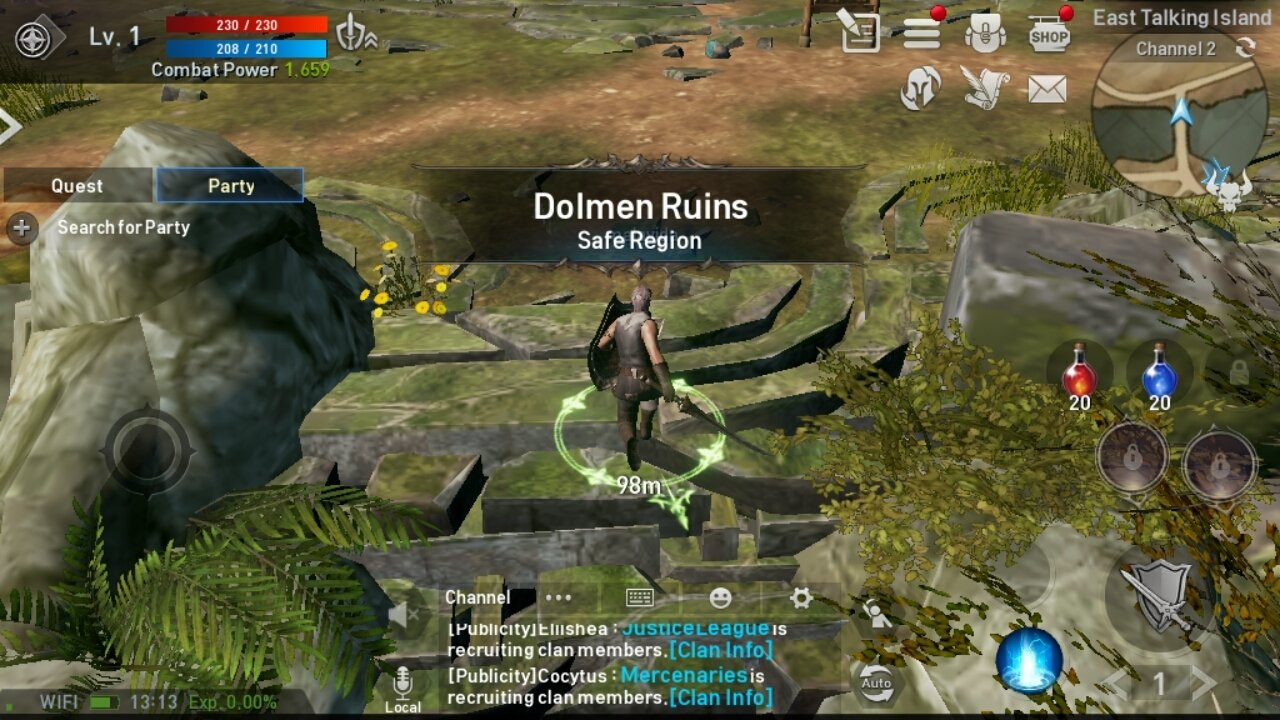 Lineage 2 Revolution 1 14 10 - Download for Android APK Free